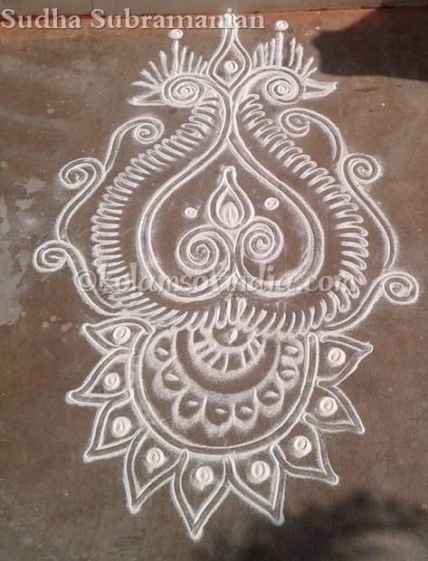 peacock_rangoli_mayil_kolam