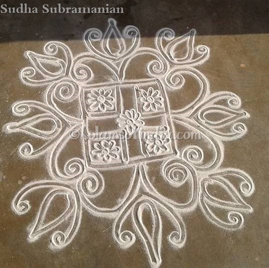 small_square_kolam_rangoli