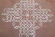 15 dots sikku kolam || Tippudu Muggulu