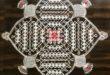 Shiva-Shakti A 25 dots Chikku Padi || Contest Kolam
