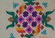 Gandaberunda bird rangoli || 25 dots Contest Kolam