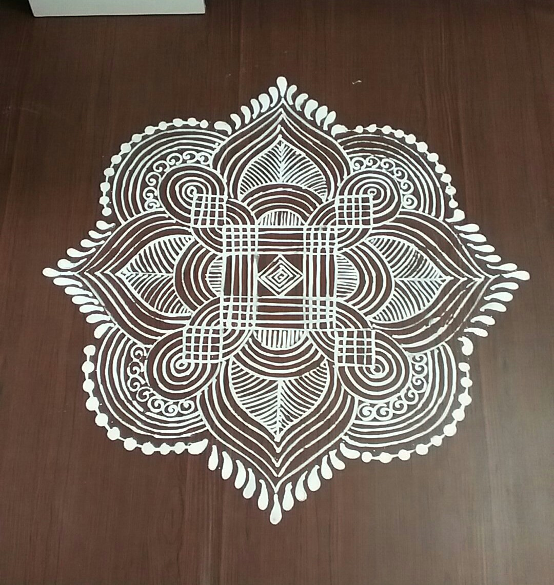 padi kolam kanya kolam kolams of india