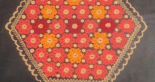 25 Dots Contest Kolam || Flower kolam