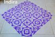 25 dots Big design kolam || Contest kolam