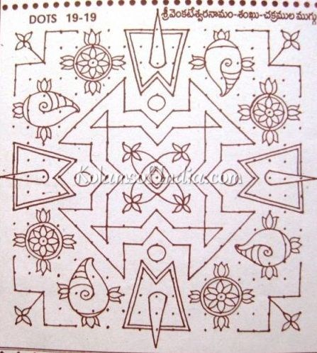 Kolams of India