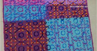 Pattu selai kOlam || 25 dots contest kolam