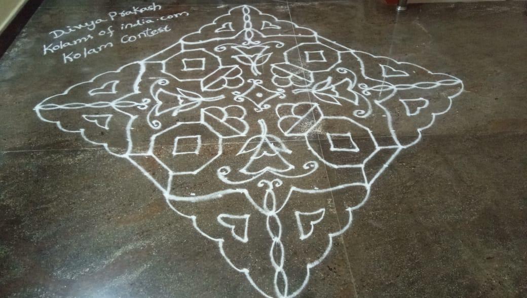 Kolams of India